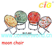 Canvas Folding Moon Chair (SGLP04308)