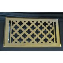 iron floor grille