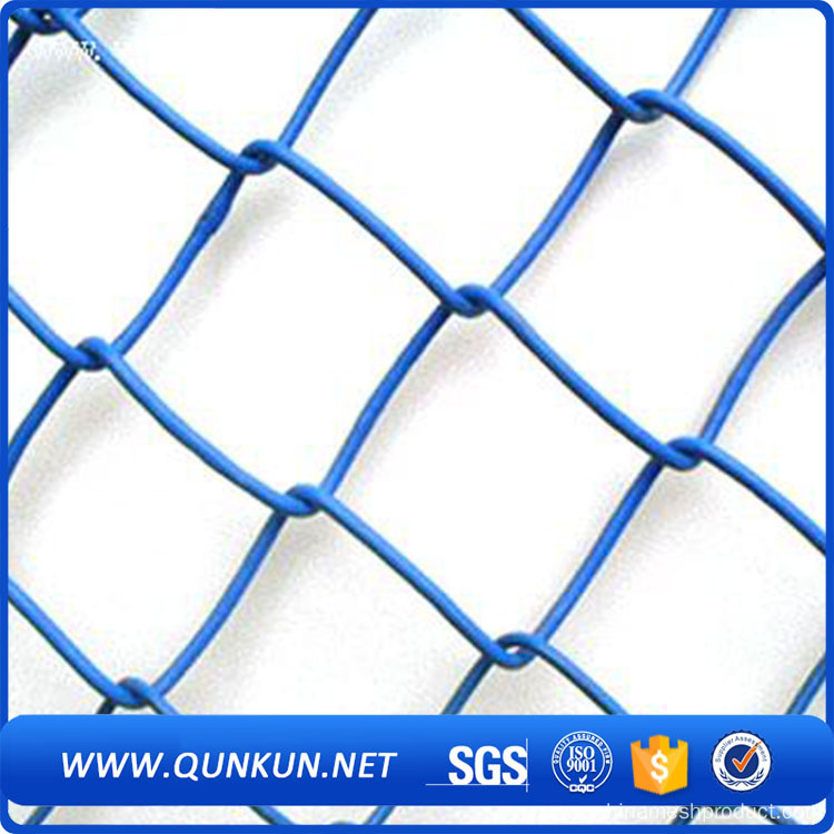 China Good quality steel chain link fence designs Manufacturers