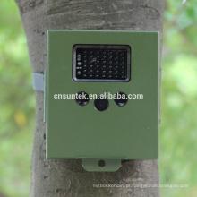 940nm LEDs pretos MMS SMS câmera de arma de caça à prova d'água