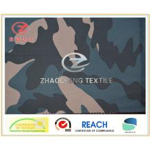 Plain Micro Fiber Desert Camouflage Printing Fabric (ZCBP134)