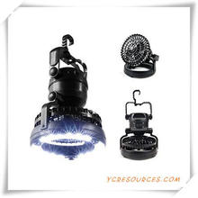 Outdoor LED Camping Light with Fan (OS15015)