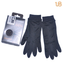 Boxing Packing of 100% Pure Silk Glove