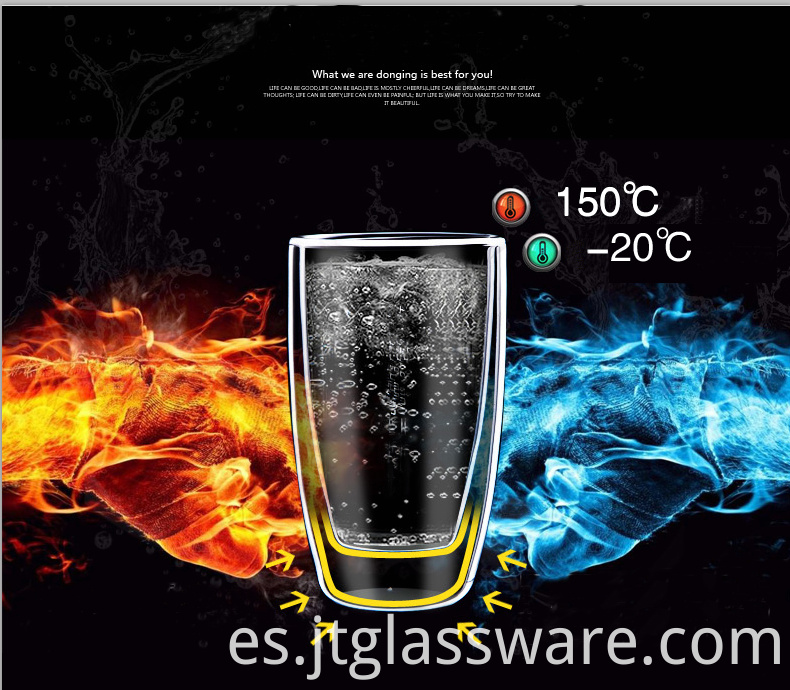 200ml Glass Mug For Cappuccino