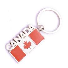Kanada-preiswerte Tourismus-Geschenk-Metallflagge-Andenken (F1215)