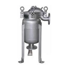 Nueva caja de acero inoxidable filtro de filtro para el aceite de cocina