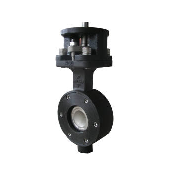 Carbon Steel Body High Performance Butterfly Valve