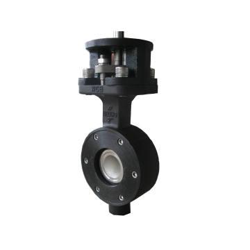Válvula Borboleta Dupla Excêntrica de Alto Desempenho com Assento EPDM