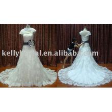 2011-2012 новый дизайн Холтер шеи свадебное платье