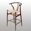 Nouvelle chaise de bar en bois design