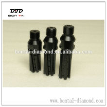 Dry Diamond Finger bits for granite,marble, stone
