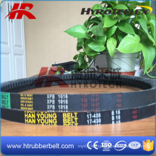 Top Quality V-Belts Banded Cogged Raw Edge V Belts