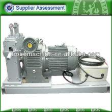 Hydraulic automatic steel strand pusher