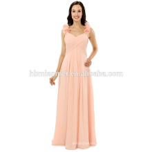 2017 оптовая высокое качество роскошный большой спинки вечернее девушки платье для дамы