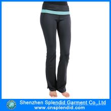 Kundenspezifische Frauen-reizvolle Sport-Activewear-Gamaschen Großverkauf