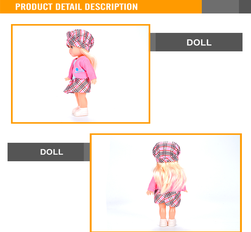 10inch lovely doll