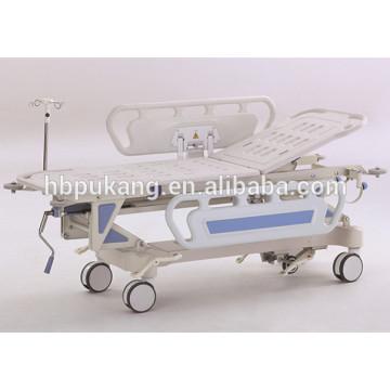 2016 De alta calidad precio barato Camilla de hospital de lujo