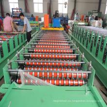 tablero de paja que forma la máquina