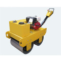 Walk Behind Double Drum New Road Roller