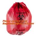 Biohazard Plastic Bags, Biohazard Bags, Red Biohazard Waste Bags, Medical waste Bag, infectious bags