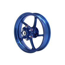 Hot sale custom motorcycle forged wheels 17 inch front and rear wheel rim for Yamaha R3