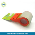 1PC stationery tape with 1pc tape dispenser set