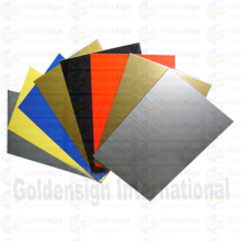 ABS Double Color Board 1200*600mm for CNC and Laser Machine