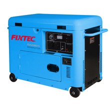 OEM/ODM Supplier for for China Electric Generator, Diesel Generator, Power Generator, Portable Generator Manufacturer FIXTEC 4800W Diesel Generator supply to Iran (Islamic Republic of) Importers