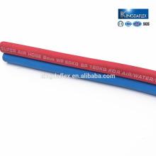 Vielfach verwendbarer flexibler Doppelschlauch Gummi-Doppelschlauch