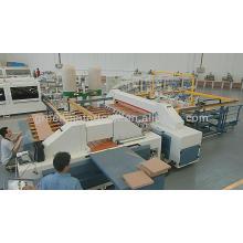 El panel de corte cruzado del CNC de la patente vio para la producción de cantidad