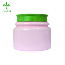 Comercio al por mayor de 680 ml de plástico vacío PET tarros de crema cosméticos con tapa