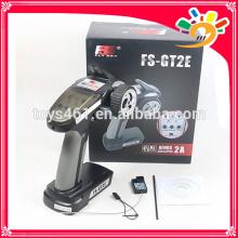 Flysky FS-GT2E 2.4G 3CH Pistole RC System Transmitter mit Empfänger für RC Auto Boot mit LED-Bildschirm