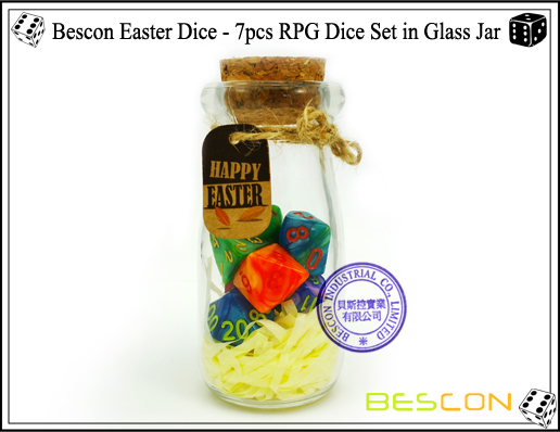 Bescon Easter Dice (3)