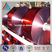 Colored Reflective Polyester Glitter Film