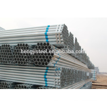 Hot Rolled galvanized round pipe