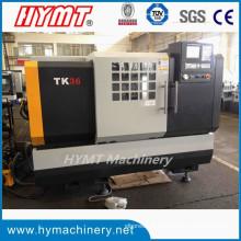 TK36X750 CNC máquina de torno horizontal do motor