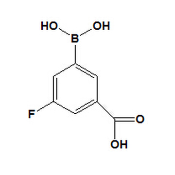 3-Borono-5-Fluoro-Benzoico Acidcas No. 871329-84-9