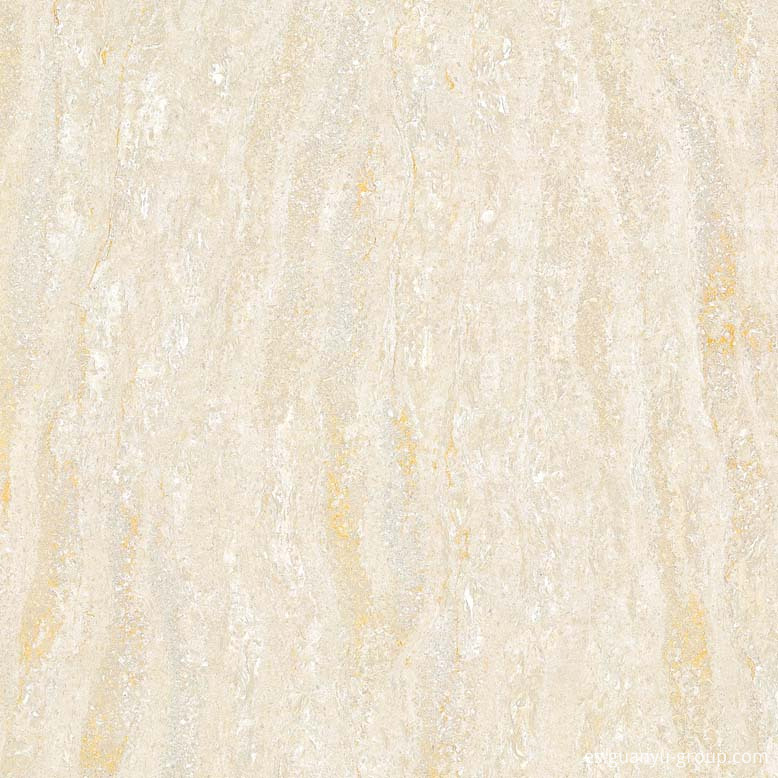 Yellow Novona Polished Porcelain Tile