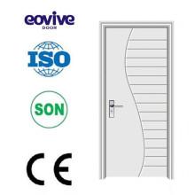 Door factory to product fancy design wooden doors