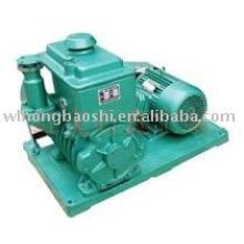 2x belt type vacuum drying of special pump