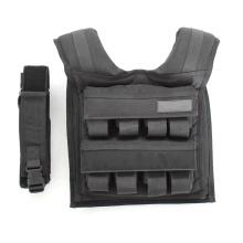 Professional Manufacturer Adjustable Strength Training Steel Plate Weight Vest