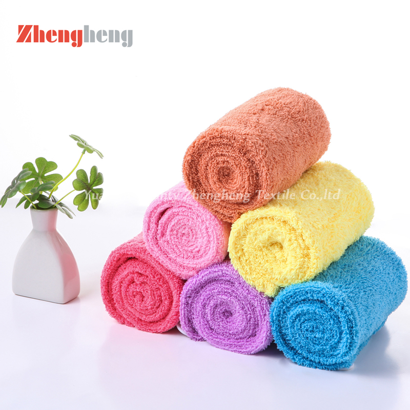 Hair Drying Coral Fleece Towel (2)