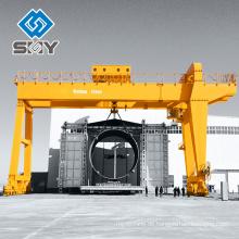 Anhebender Marmor 50 Tonnen-Portalkran für Verkauf