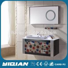 Mobilier de maison Mobilier d'armoires en acier inoxydable classique pour salle de bain New Design Stainless Toilet Furniture