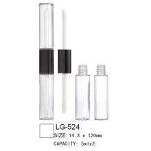 Dual Heads Lip Gloss Case LG-524