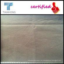 Spandex / algodón tejido plano