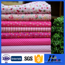 High quality custom printed cotton fabric