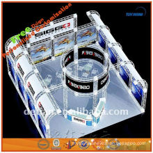 modular aluminum truss exhibition display booth design easy to install from Shanghai China