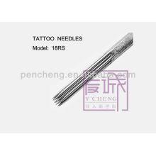 Venta al por mayor agujas de tatuaje estéril suministro