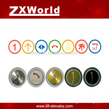 B13P4 elevator parts push button/elevator push button cover/elevator button